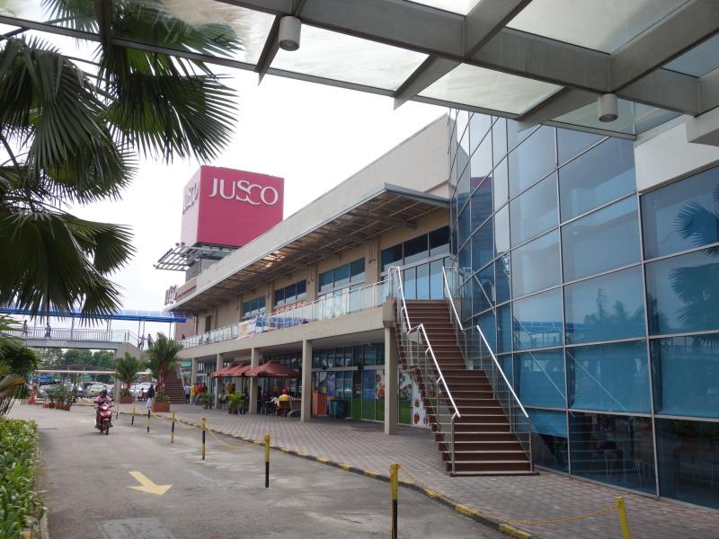 タマンユニバーシティのJUSCO