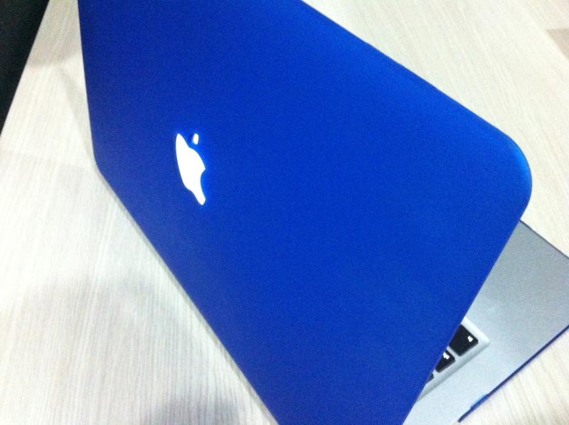 青のMac
