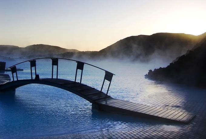 Blue lagoon a
