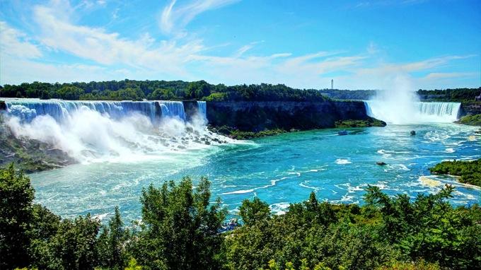 Niagara falls canada travel